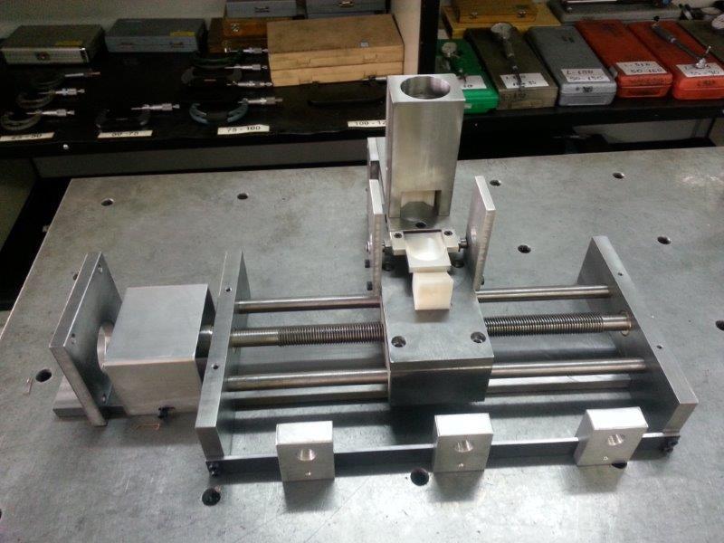 Fabricação de dispositivos de controle