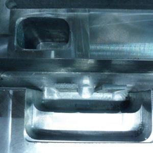 Usinagem de moldes